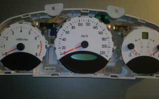 Описание приборной панели и значков на chevrolet (lanos и других моделях), замена ламп