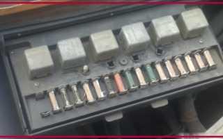 Как разобрать блок предохранителей ваз 2107 инжектор и карбюратор старого и нового образца