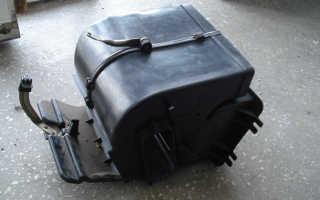 Подробная инструкция по замене радиатора печки в домашних условиях на таврии