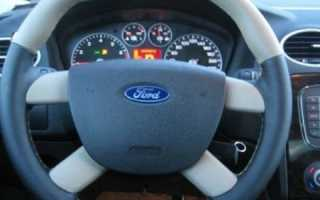 Слив и замена охлаждающей жидкости ford focus 2