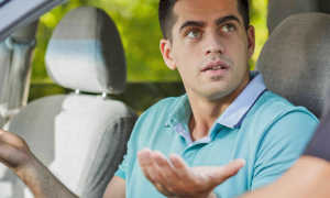 Штрафы и штрафы за вождение без водительских прав