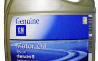 Выбор моторного масла для двигателя автомобиля chevrolet lacetti