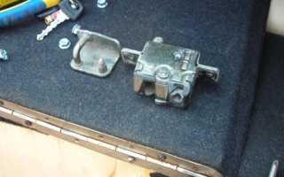 Замок багажника ваз 2114 и 2115: регулировка и ремонт механизма, установка электропривода