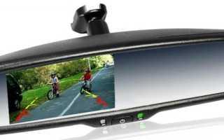 Монитор для камеры заднего вида складной, раскладной и другие: выбор экрана и обзор дисплеев