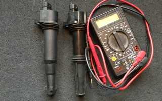 Характеристика катушки зажигания на lada priora, рекомендации по проверке и замене