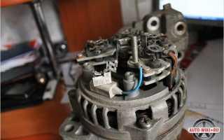 Инструкция, как проверить генератор на автомобиле ваз 2110 своими руками