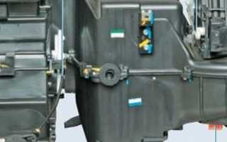 Замена радиатора печки chevrolet lanos, cruze и lacetti: плохо греет отопитель, поломка корпуса
