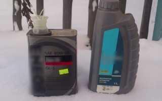 Особенности выбора масла для коробки передач автомобиля ваз 2106