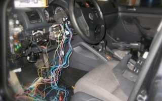 Инструкция, как снять полностью сигнализацию с машины своими руками