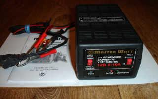 Сборка зарядного устройства для автомобильного аккумулятора своими руками