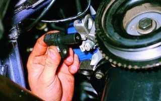 Как самому поменять датчик коленвала ваз 2109 инжектор: инструкции с фото