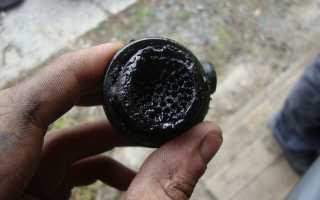 Подробная инструкция по проведению очистки системы вентиляции картера