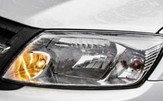 Не горит лампа дхо на lada granta: замена ходовых огней на светодиодные фонари w21/5w