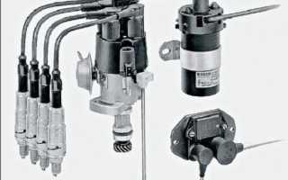 Основные неисправности системы зажигания (не выключается при повороте ключа и другие) и ремонт