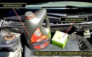 Замена масла в двигателе lada kalina своими руками: пошаговая инструкция с видео