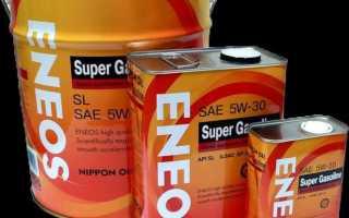 Характеристика японского моторного масла eneos, отзывы автовладельцев