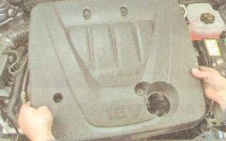 Обзор датчиков управления двигателем (положения коленвала и других) shevrolet cruze