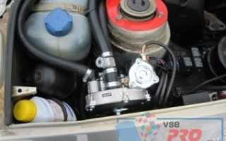 Настройка и установка газового оборудования (гбо) на ваз (карбюратор): пошаговая инструкция и советы с фото и видео