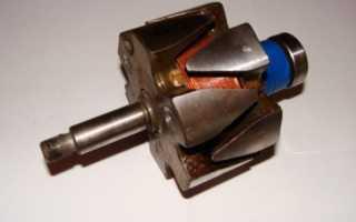 Характеристика и ремонт якоря генератора, советы, как проверить и прозвонить якорь