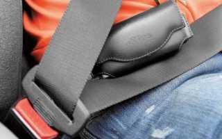 Если ремень безопасности не вытягивается и не втягивается: советы экспертов