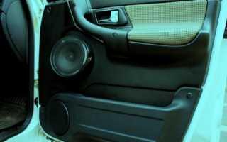 Практичное руководство по изготовлению подиума для автомобильных динамиков