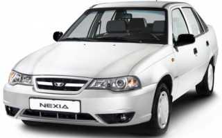 Инструкция по замене масла в коробке передач daewoo nexia: фото и видео