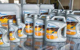 Технические характеристики моторного масла газпромнефть 10w 40 полусинтетика