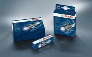 Характеристика и нюансы подбора по автомобилю свечей зажигания bosch, отзывы