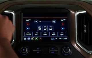 Что такое климат-контроль в автомобиле: принцип работы блока управления