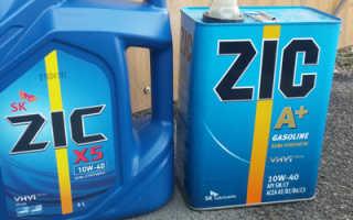 Полусинтетическое масло марки zic 10w-40: характеристики и отзывы